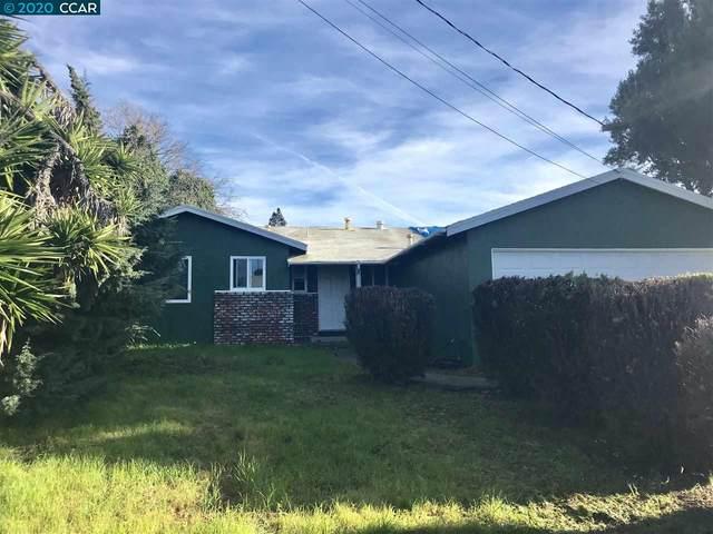 2832 Sargent Ave, San Pablo, CA 94806 (#CC40922134) :: Real Estate Experts