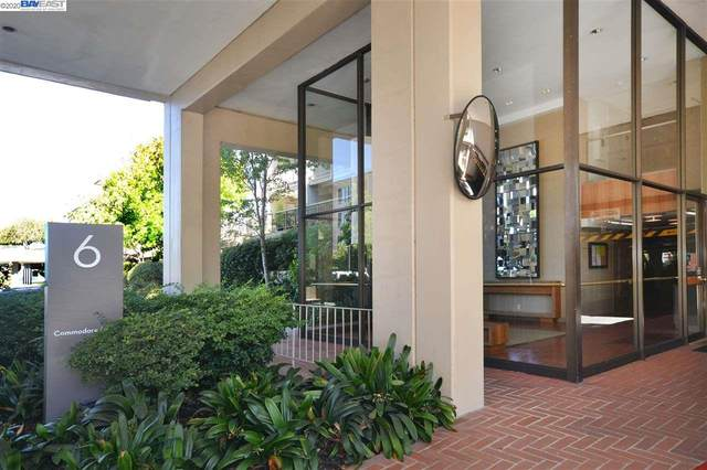 6 Commodore Dr C344, Emeryville, CA 94608 (#BE40922177) :: The Realty Society