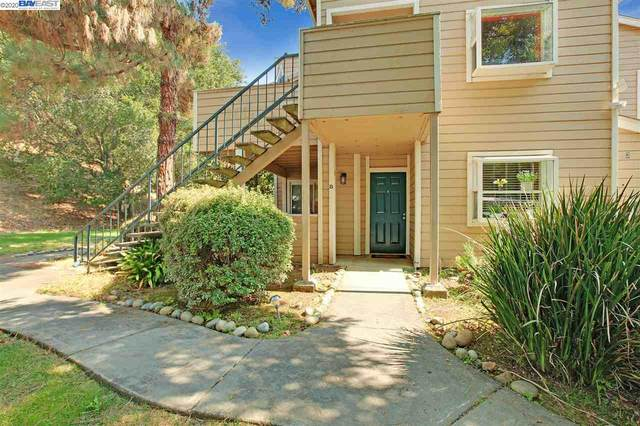 720 Canyon Oaks Dr B, Oakland, CA 94605 (#BE40922185) :: The Realty Society