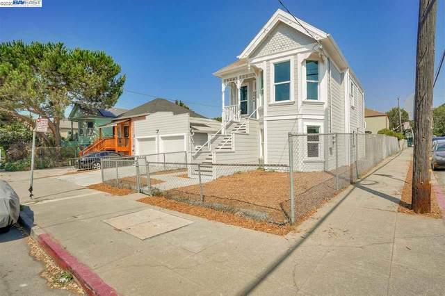 2844 E 9Th St, Oakland, CA 94601 (#BE40922186) :: Strock Real Estate