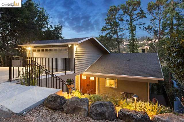 5444 Estates Dr, Oakland, CA 94618 (#EB40922200) :: Real Estate Experts
