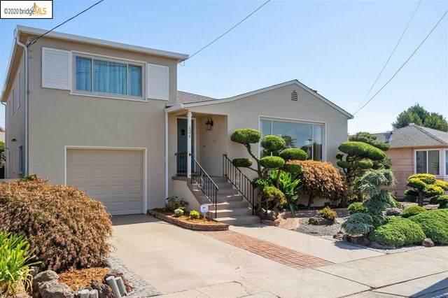 626 39Th St, Richmond, CA 94805 (#EB40922201) :: Real Estate Experts