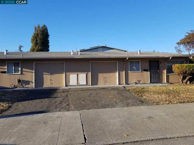 5239 Fleming Ave, Richmond, CA 94804 (#CC40922205) :: Real Estate Experts