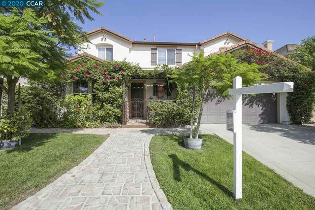 2503 Troon Dr, Brentwood, CA 94513 (#CC40922216) :: The Kulda Real Estate Group