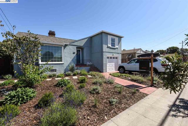 172 Pontiac St, San Leandro, CA 94577 (#BE40922229) :: The Sean Cooper Real Estate Group