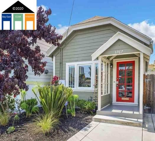 3767 Ruby, Oakland, CA 94609 (#MR40922234) :: The Kulda Real Estate Group
