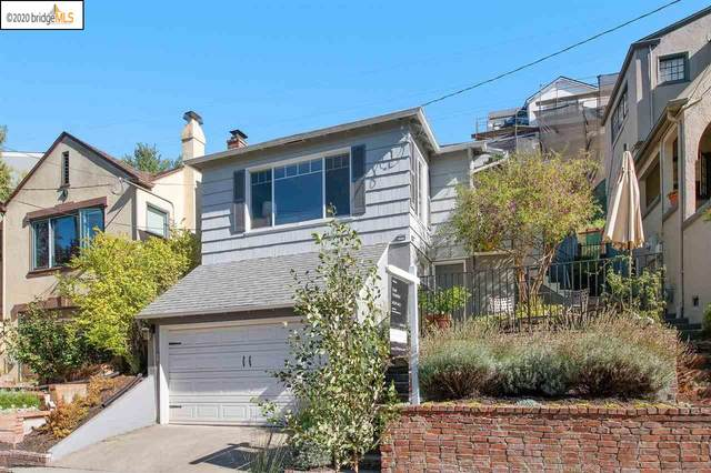1397 Barrows Rd, Oakland, CA 94610 (#EB40922257) :: The Realty Society