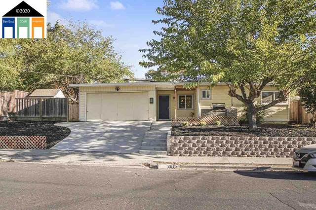 2073 Overhill Rd, Concord, CA 94520 (#MR40922259) :: The Realty Society