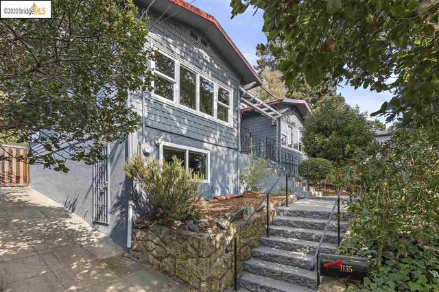 1135 The Alameda, Berkeley, CA 94707 (#EB40922276) :: Real Estate Experts