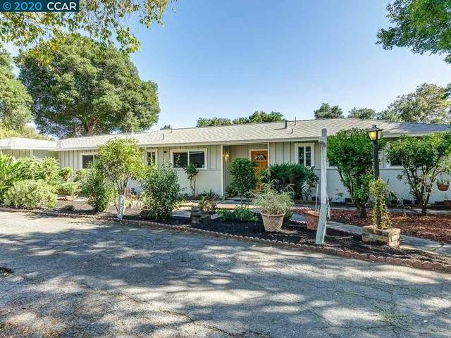 3265 Wooded Creek Ln, Lafayette, CA 94549 (#CC40922294) :: The Realty Society