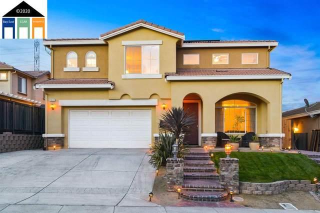 2509 El Fresco Dr, Pittsburg, CA 94565 (#MR40922316) :: The Sean Cooper Real Estate Group