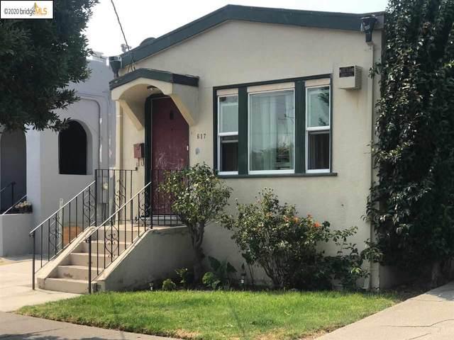 617 34Th St, Richmond, CA 94805 (#EB40922346) :: Real Estate Experts