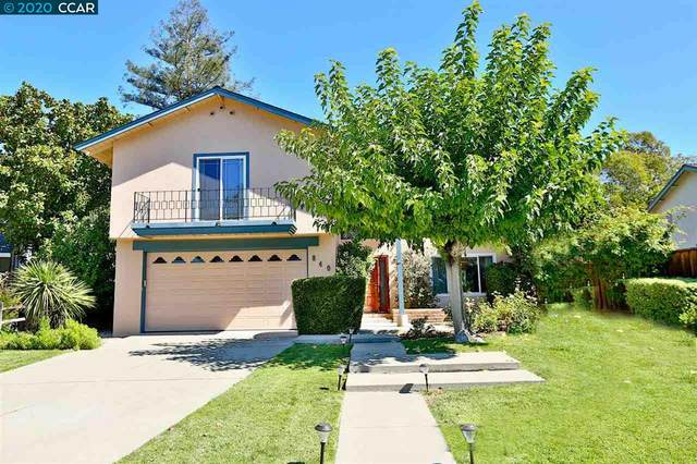 840 Frayne Ct, Concord, CA 94518 (#CC40922411) :: The Goss Real Estate Group, Keller Williams Bay Area Estates
