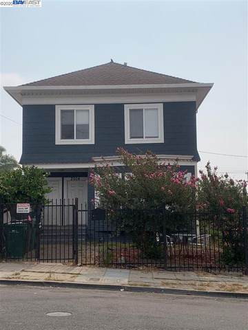 2004 47Th Ave, Oakland, CA 94601 (#BE40922412) :: Robert Balina | Synergize Realty