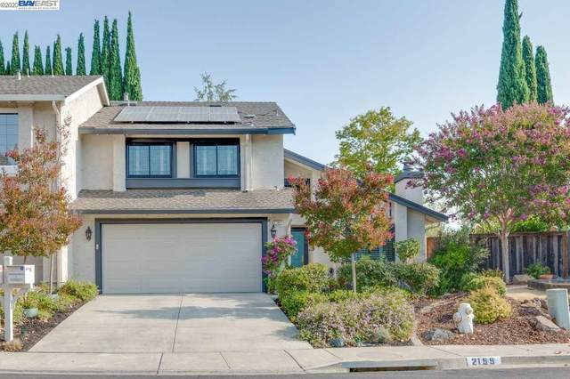 2159 Quiet Lake Pl, Martinez, CA 94553 (#BE40922451) :: The Sean Cooper Real Estate Group