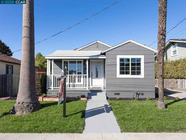 3511 Barrett Ave, Richmond, CA 94805 (#CC40922463) :: Real Estate Experts
