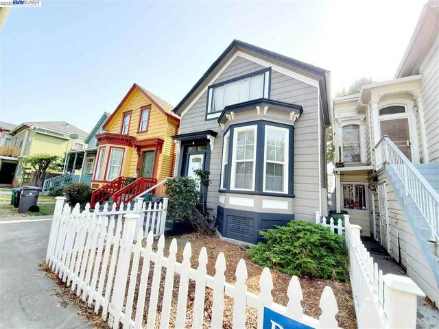 821 13Th St, Oakland, CA 94607 (#BE40922435) :: Real Estate Experts