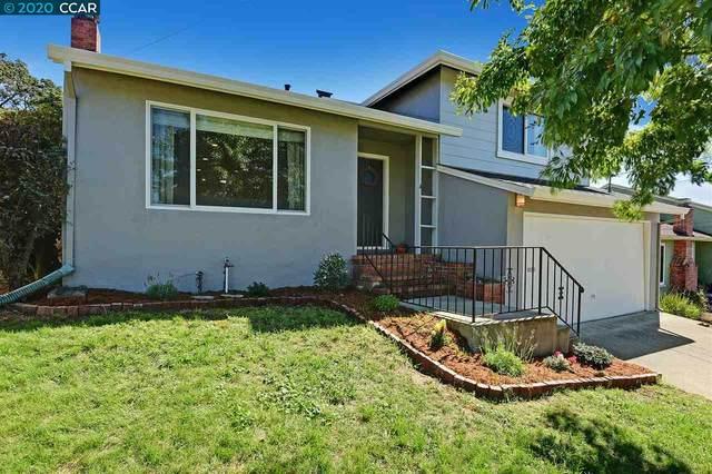 3517 Northwood Dr, Castro Valley, CA 94546 (#CC40922056) :: Strock Real Estate