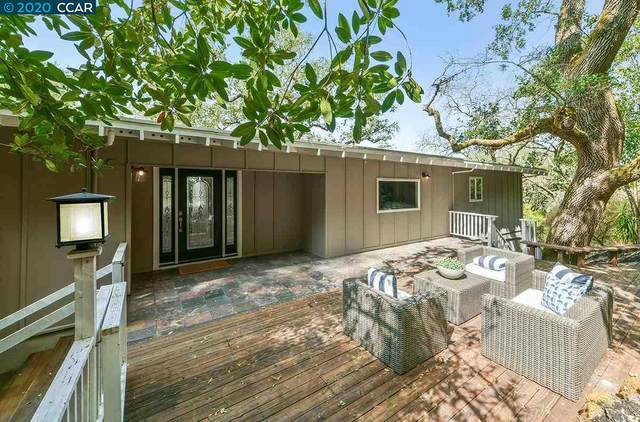 3720 Highland Ct, Lafayette, CA 94549 (#CC40922524) :: The Realty Society