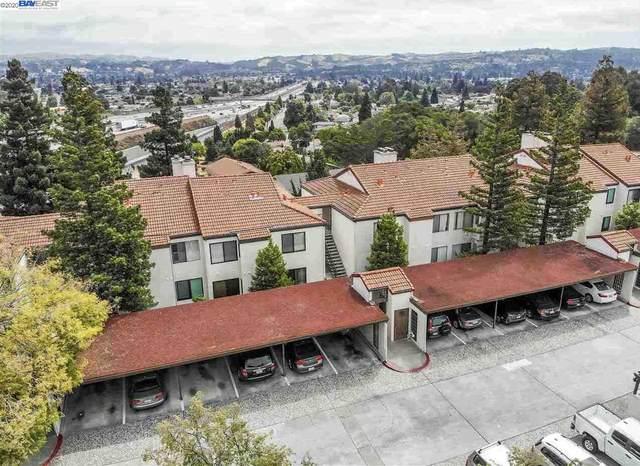 21062 Gary Dr 213, Hayward, CA 94546 (#BE40922539) :: Real Estate Experts