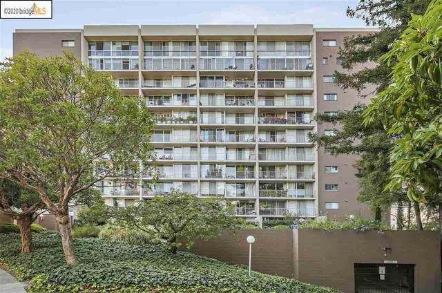 1 Kelton Ct 8L, Oakland, CA 94611 (#EB40922557) :: Real Estate Experts