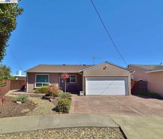 3418 Del Valle Cir, San Leandro, CA 94578 (#BE40922563) :: Strock Real Estate