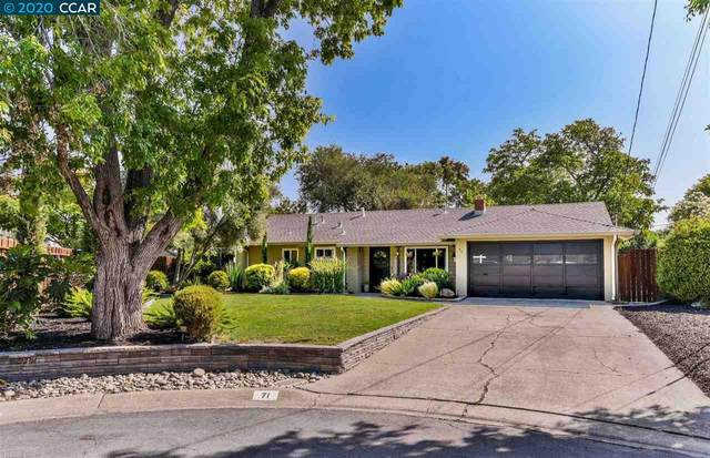 71 Flora Ct, Pleasant Hill, CA 94523 (#CC40922573) :: The Realty Society