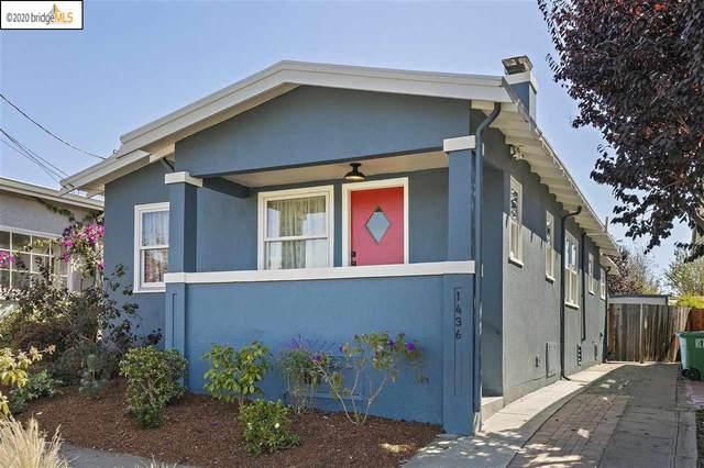 1436 Delaware St, Berkeley, CA 94702 (#EB40922600) :: RE/MAX Gold