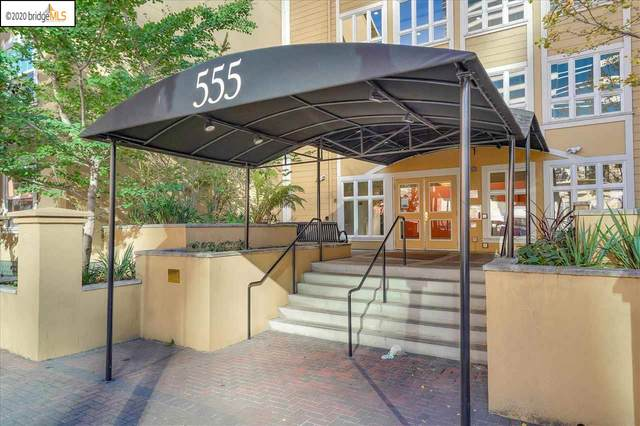 555 10Th St 206, Oakland, CA 94607 (#EB40922594) :: The Realty Society