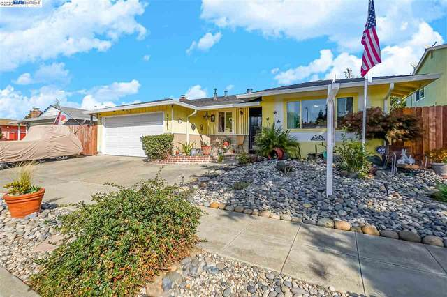1261 Radcliff Ln, Hayward, CA 94545 (#BE40922604) :: The Sean Cooper Real Estate Group