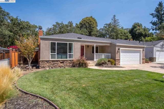 456 Amaral Cir, Pleasanton, CA 94566 (#BE40919734) :: Real Estate Experts