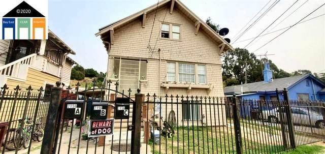 2156 Harrington Ave, Oakland, CA 94601 (#MR40922674) :: Strock Real Estate
