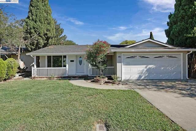 2860 Langhorn Dr, Fremont, CA 94555 (#BE40922686) :: Strock Real Estate