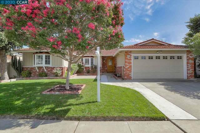 1679 Tanglewood Ct, Pleasanton, CA 94566 (#CC40922153) :: Real Estate Experts