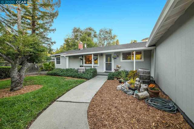 2411 Warren Lane, Walnut Creek, CA 94597 (#CC40922723) :: The Realty Society