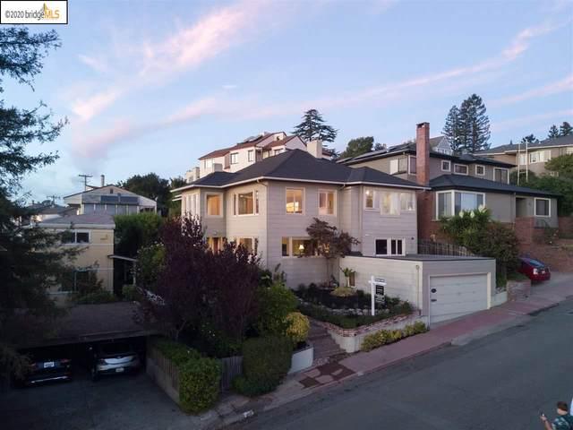 157 Hagar Ave, Piedmont, CA 94611 (#EB40921700) :: The Realty Society