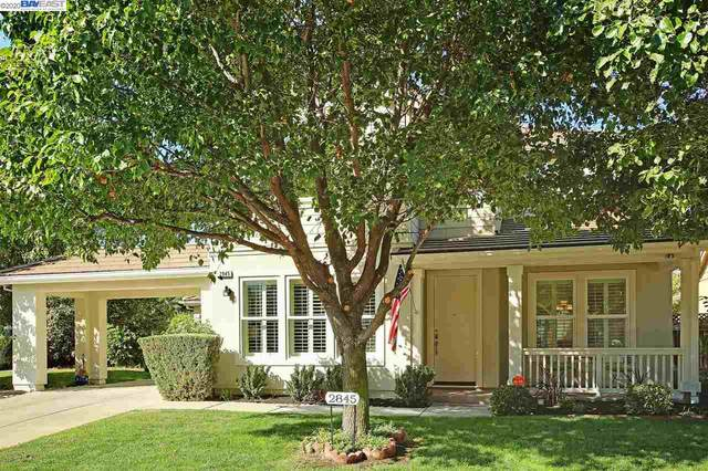 2845 Savoy Ct, Brentwood, CA 94513 (#BE40921814) :: Robert Balina   Synergize Realty