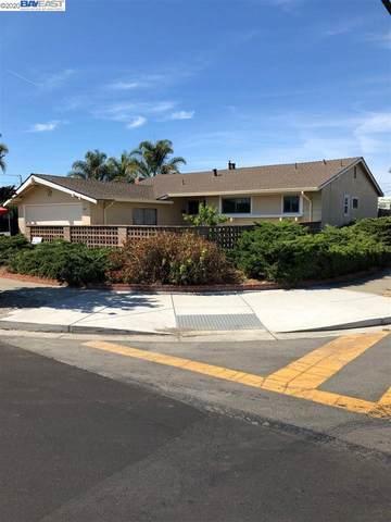 2201 Catalpa Way, Hayward, CA 94545 (#BE40922744) :: The Sean Cooper Real Estate Group