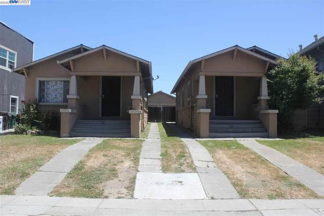 6424 San Pablo Ave, Oakland, CA 94608 (#BE40922748) :: The Sean Cooper Real Estate Group