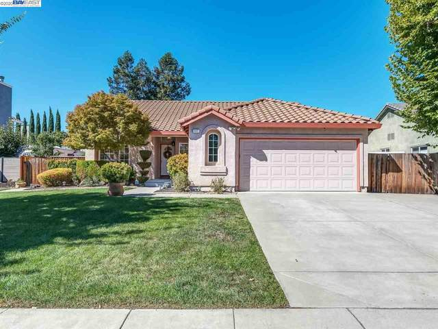 957 Hollice Lane, Livermore, CA 94550 (#BE40922668) :: The Sean Cooper Real Estate Group