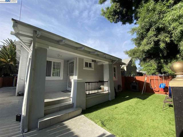 1345 99TH AVE, Oakland, CA 94603 (#BE40922751) :: The Sean Cooper Real Estate Group