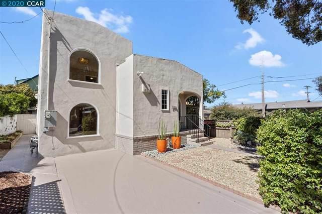 2910 Acton Street, Berkeley, CA 94702 (#CC40922755) :: The Sean Cooper Real Estate Group