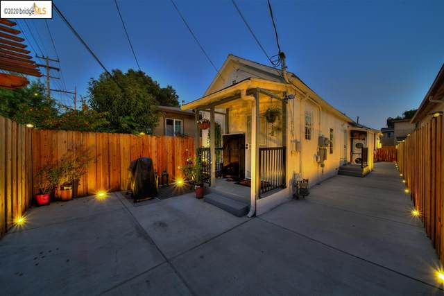 112 Chanslor Ave, Richmond, CA 94801 (#EB40922799) :: The Kulda Real Estate Group