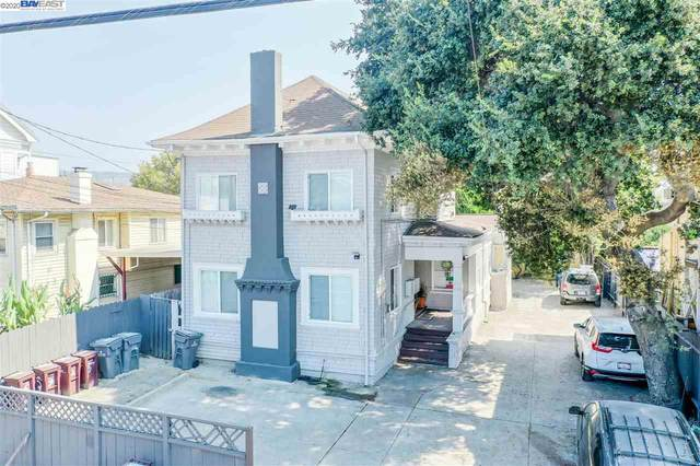 1832 Fruitvale Ave, Oakland, CA 94601 (#BE40922819) :: The Kulda Real Estate Group