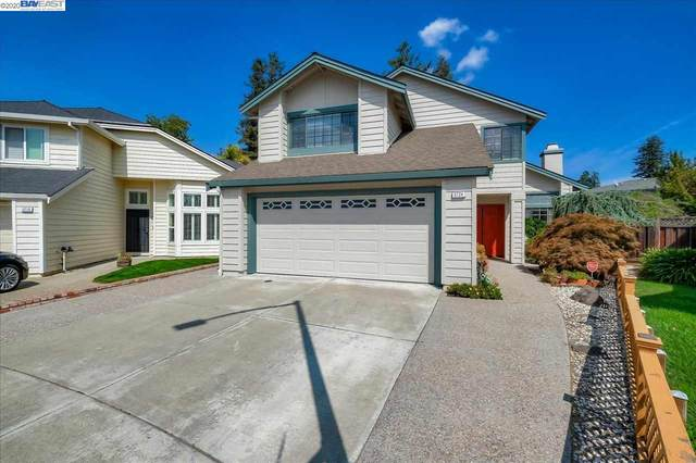 3724 Greenhills Ave, Castro Valley, CA 94546 (#BE40922825) :: The Realty Society