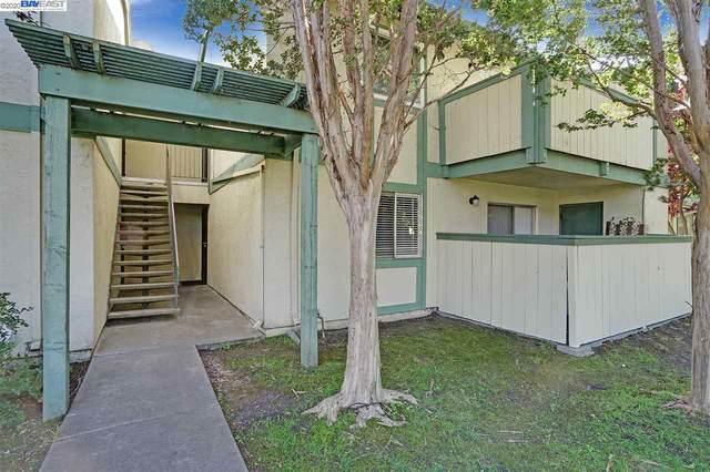 725 Auburn Place 103, Hayward, CA 94544 (#BE40922392) :: The Realty Society