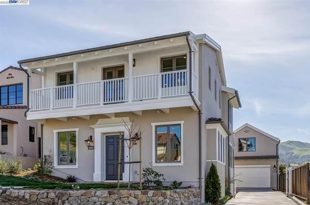 196 Fecundo Terrace, Fremont, CA 94539 (#BE40922889) :: The Kulda Real Estate Group