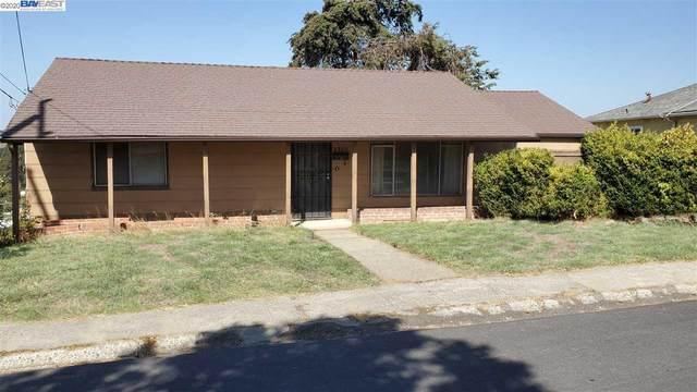 3973 La Cresenta Rd, El Sobrante, CA 94803 (#BE40922930) :: Intero Real Estate