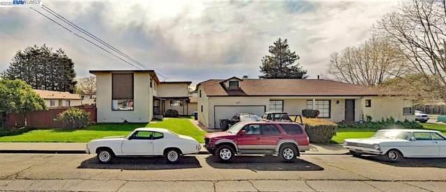 2484 Marina Blvd, San Leandro, CA 94577 (#BE40922931) :: Real Estate Experts