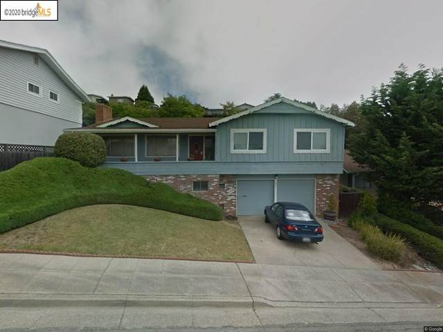 232 Rishell Dr, Oakland, CA 94619 (#EB40922939) :: The Sean Cooper Real Estate Group